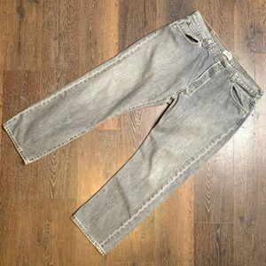 Vintage 501 Grey Levi's Denim Jeans
